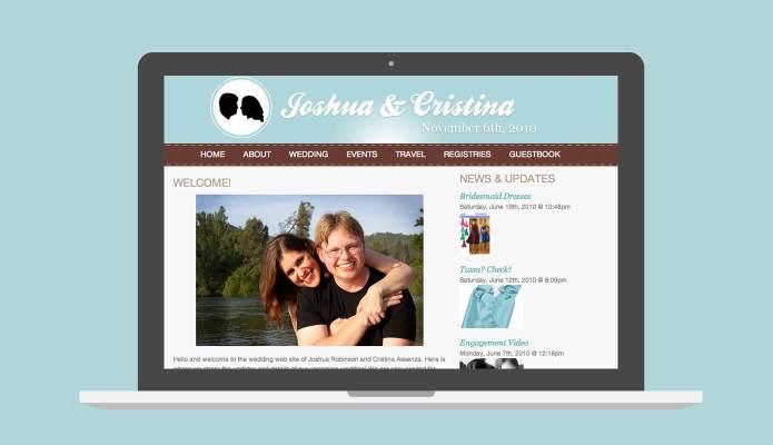 JoshandCristina.com, 2010