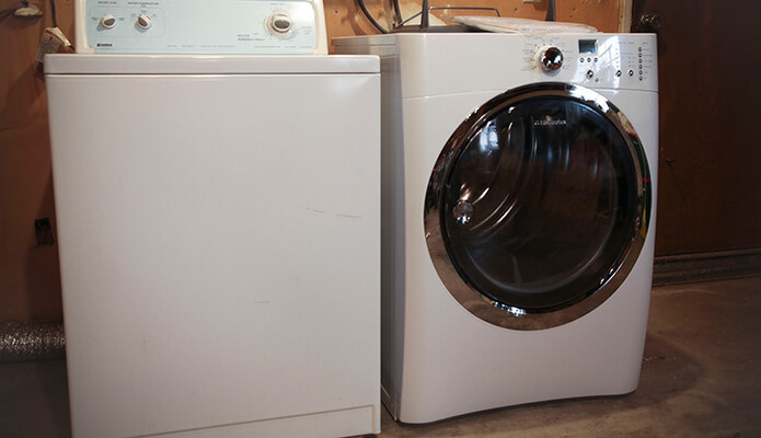 Our new dryer