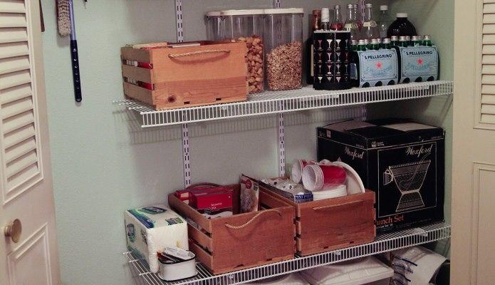hall pantry