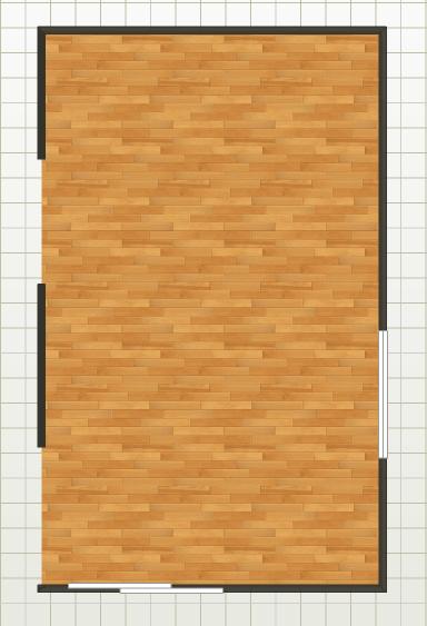 Floorplan for the Entertainment Room