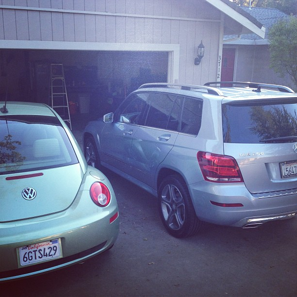 The Beetle and The Benz