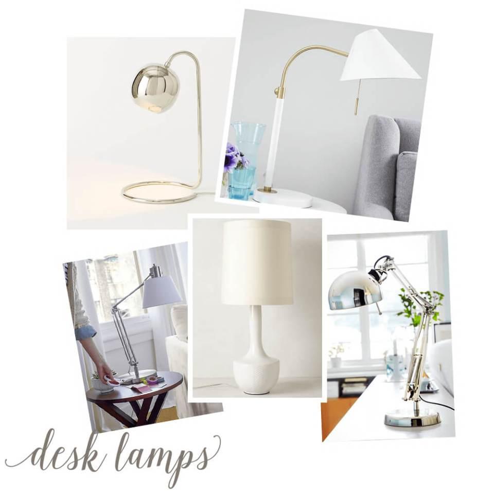Potential Desk Lamps #thelovelygeek