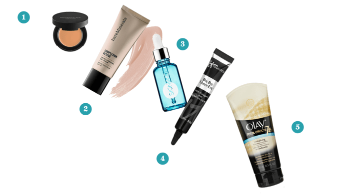 What's in My Beauty Bag: June 2015 #thelovelygeek