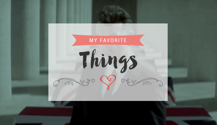 My Favorite Things: November 2015 #thelovelygeek