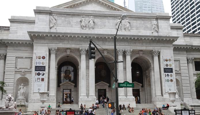 New York Public Library, 2011