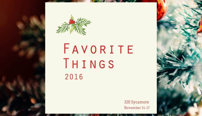 My Favorite Things of 2016 #thelovelygeek