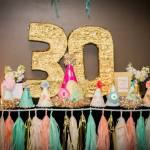 30th Birthday Banner from Pinterest