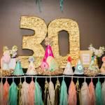 30th Birthday Banner from Pinterest