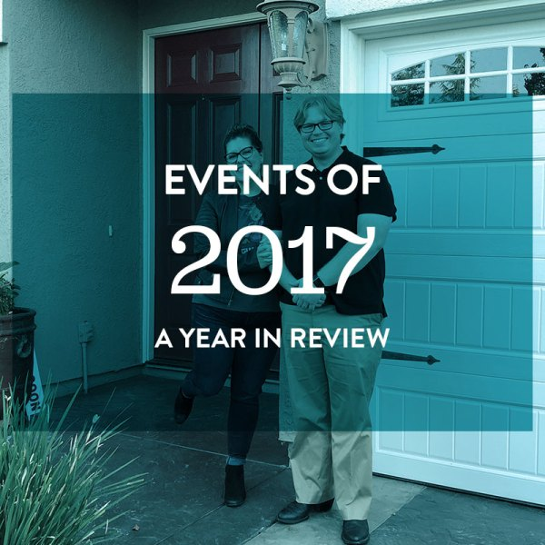 2017: A year in Review #thelovelygeek