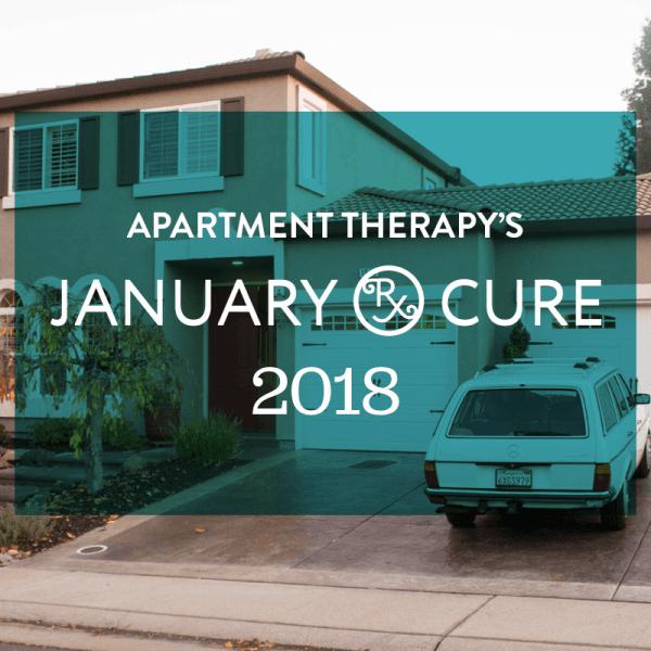 The 2018 January Cure #thejanuarycure