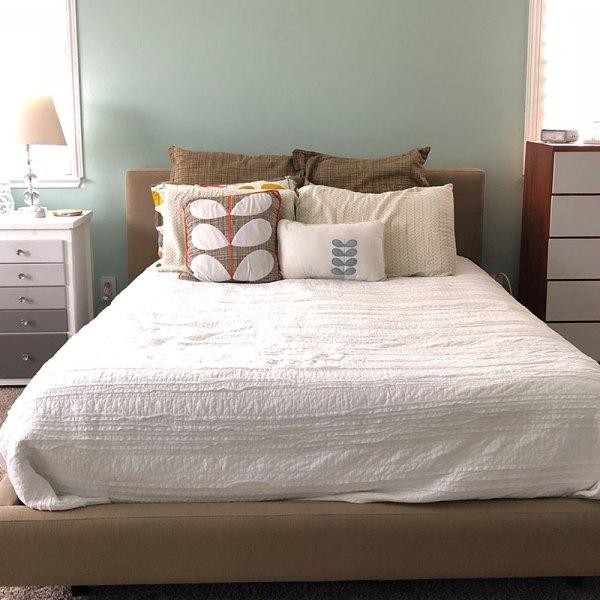 The Bedroom (work in progress) #thelovelygeek