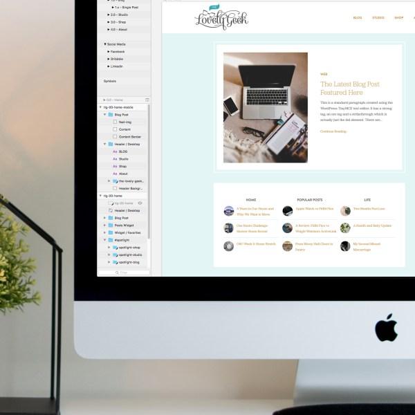 My UI/UX Designer Toolkit #thelovelygeek