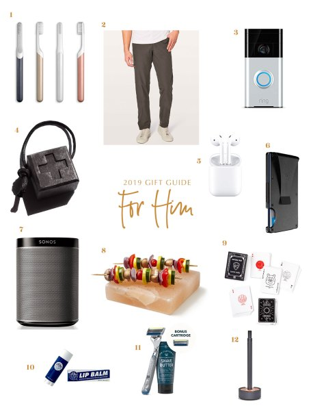2019 The Lovely Geek Gift Guide: For Him