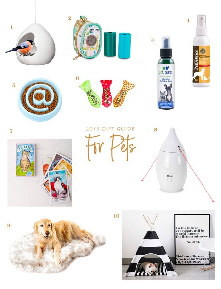 2019 The Lovely Geek Gift Guide: For Pets