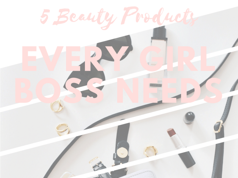 5 Affordable Beauty Essentials for Every Busy Gal's Makeup Bag