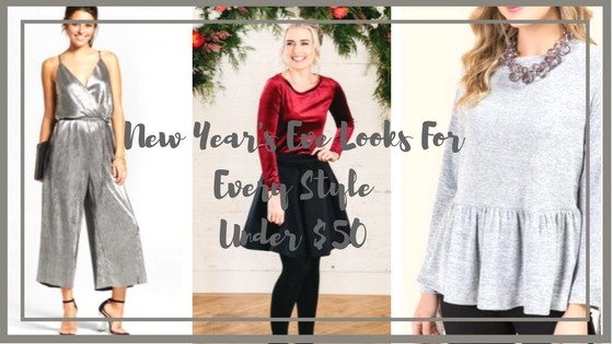 New Year's Eve Looks For Every Style Under $50