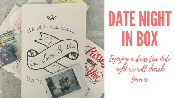 Making time for Date Night | How Date Night in Box Makes it Easy to Connect