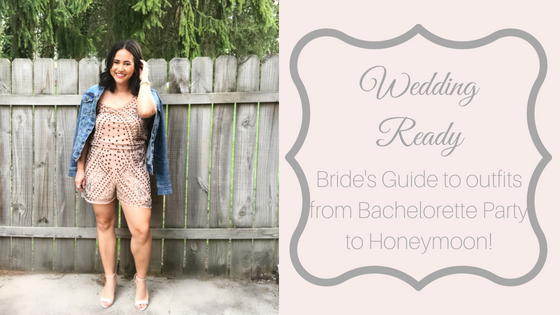 Wedding Ready | Bride's Guide to Shopping for Everything From Bachelorette Party to Honeymoon