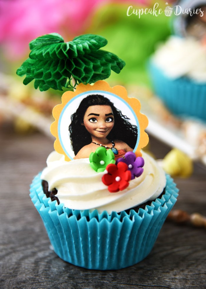 Moana DIY and Recipe Inspiration