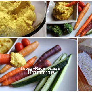 L'Oven life Ottawa homemade from scratch hummus omega 3