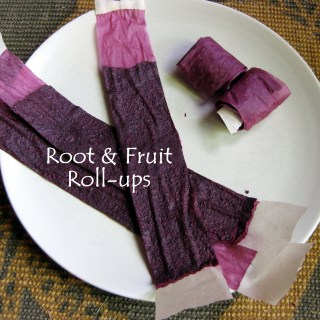 Root & Fruit Roll-Ups