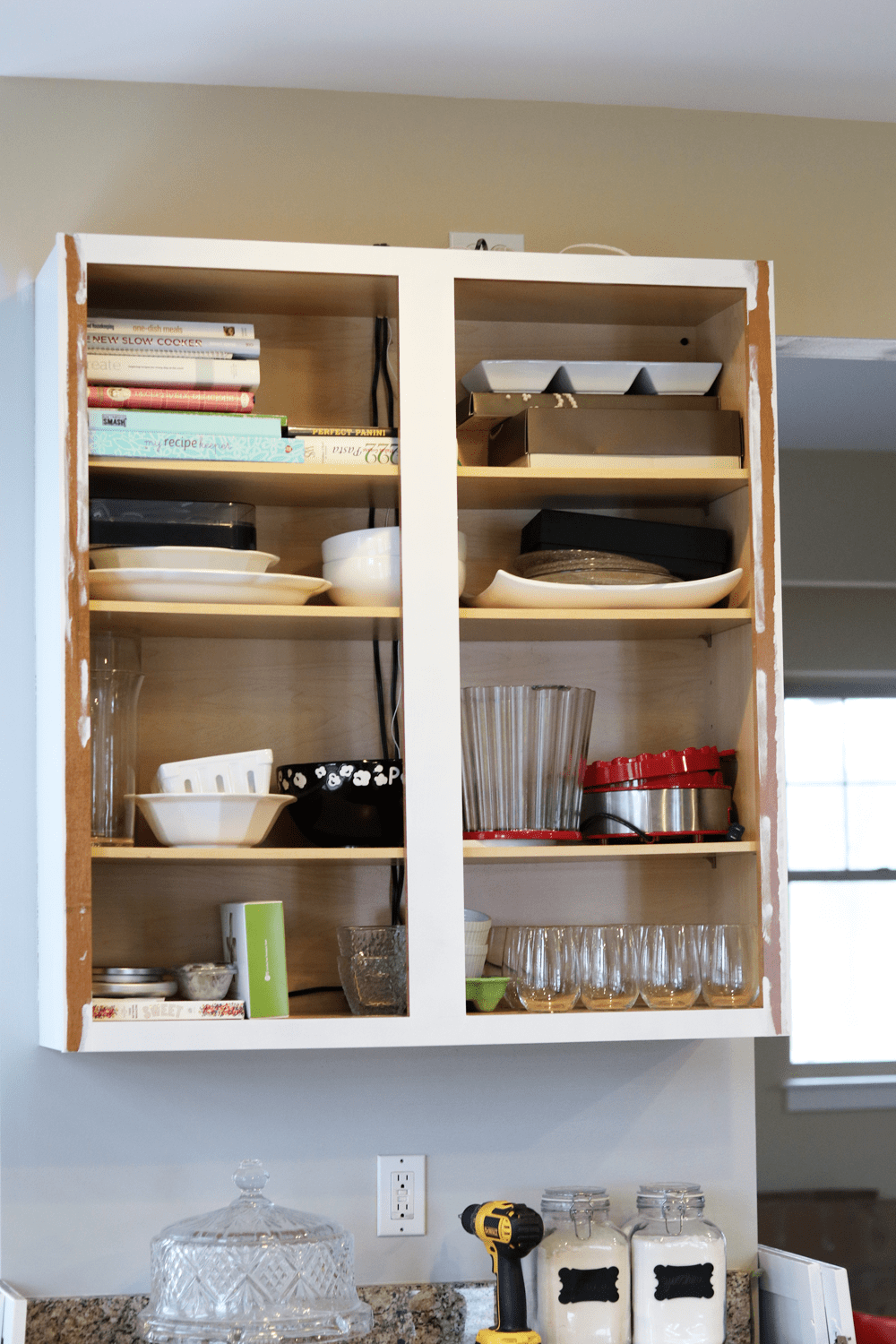 How to Paint Kitchen Cabinets - The Love Notes Blog
