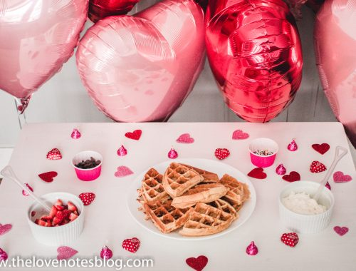Valentine's Day Breakfast for Kids