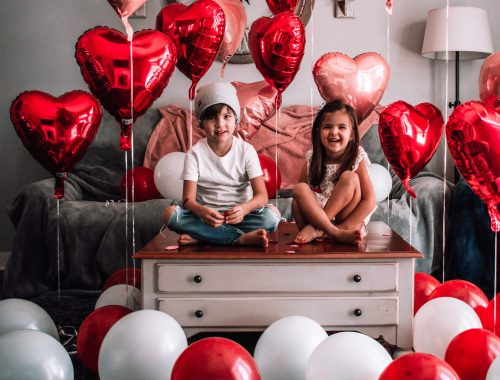 alentine's Day Gift Guide kids