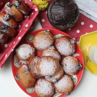 Chocolate Filled Doughnut Recipe