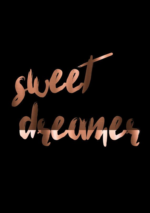 life quotes sweet dreamer