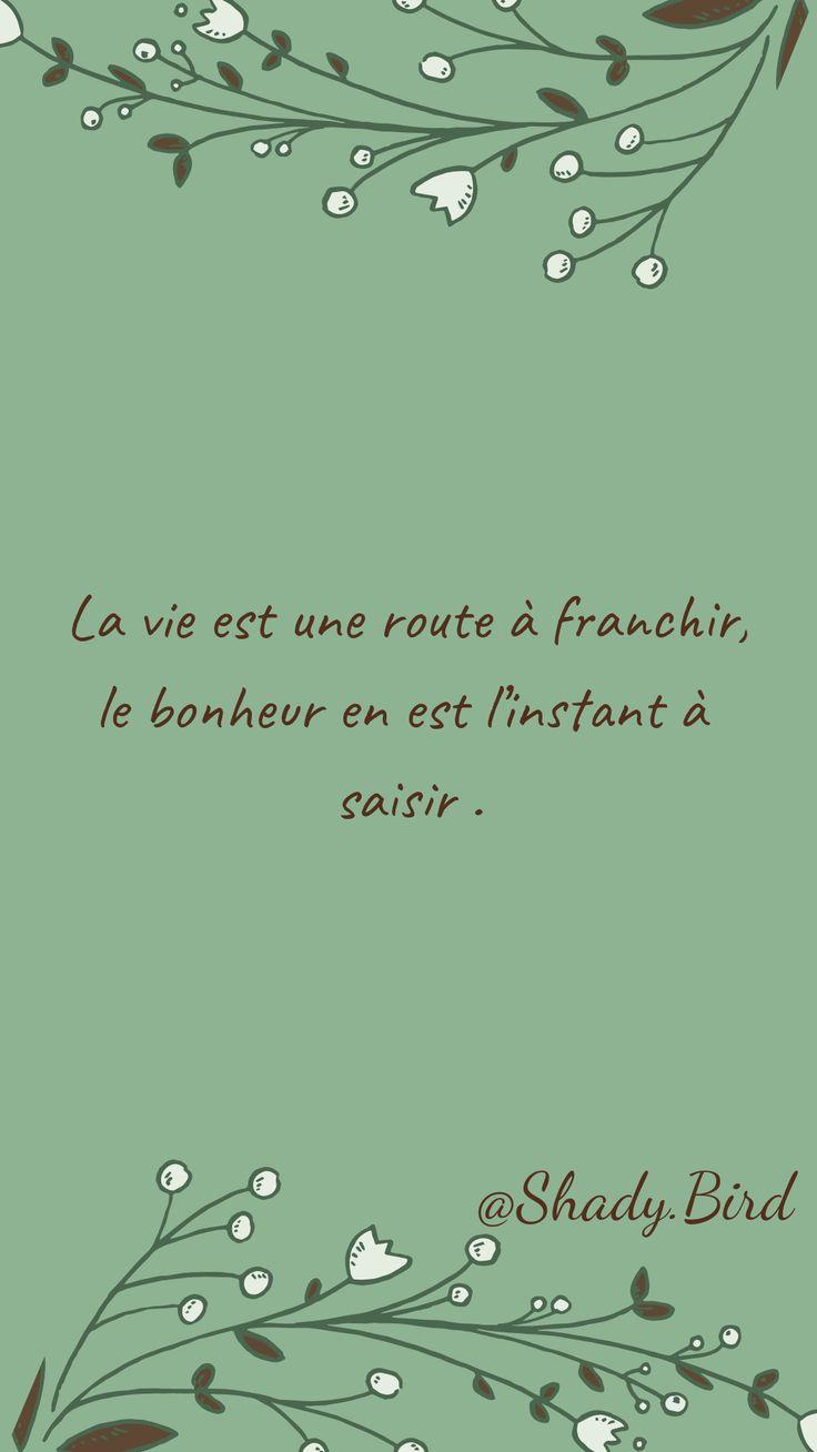 Le Bonheur De La Vie : bonheur, Franch, Quotes, Citation, Bonheur, Positive, Looking, Rated, Magazine, Repository,, Provide, Around, World