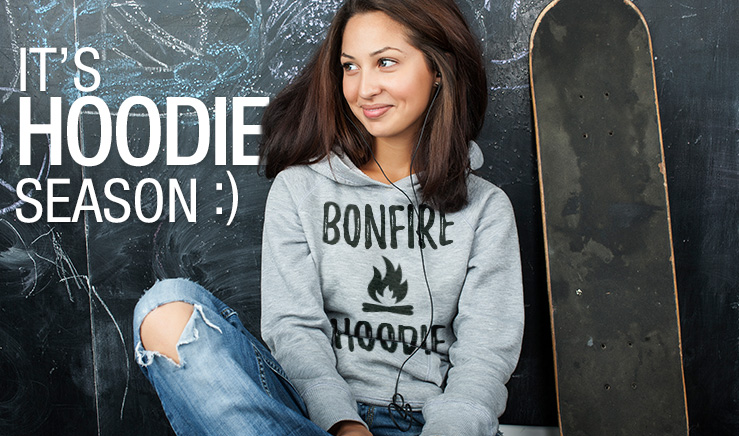 Buy personalised hoodie online - best cheap hoodies for men women