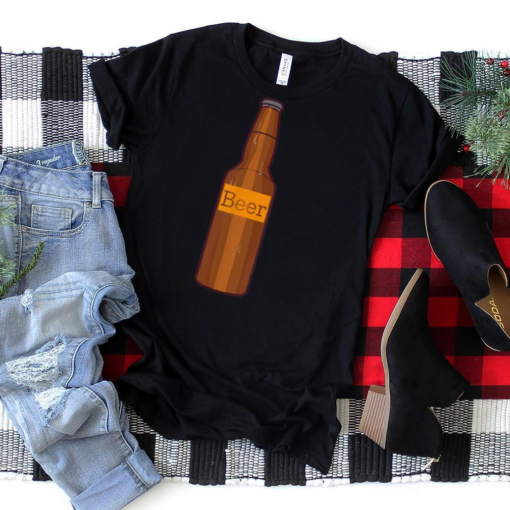Beer Bottle Matching Group Halloween Costume T Shirt