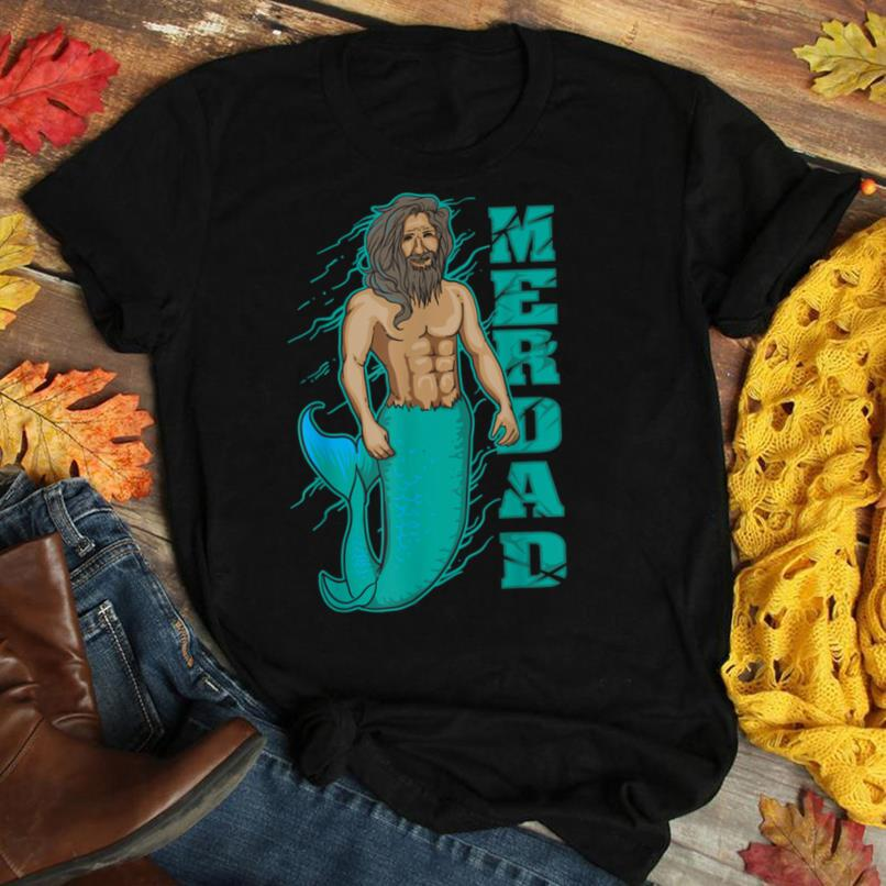 Cute King Merdad For The Best Dad On Earth Present T Shirt