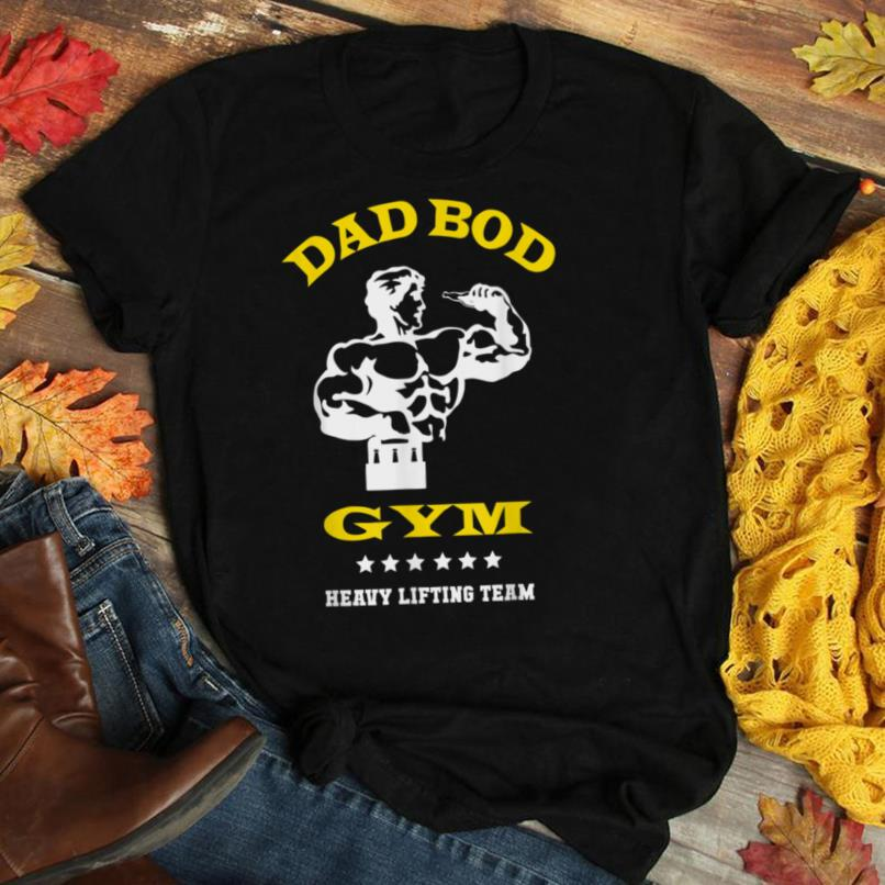 Mens Fathers Day Shirt   Dad Bod T Shirt   Funny Beer Shirts