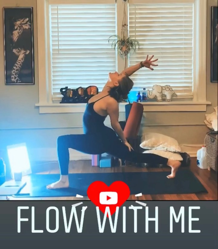 Flow With Me!