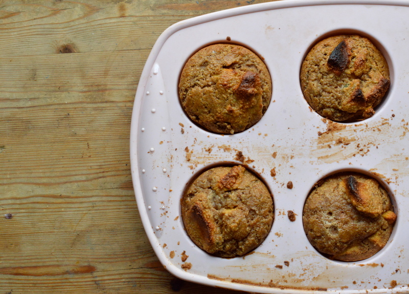 Apple Paleo Muffins