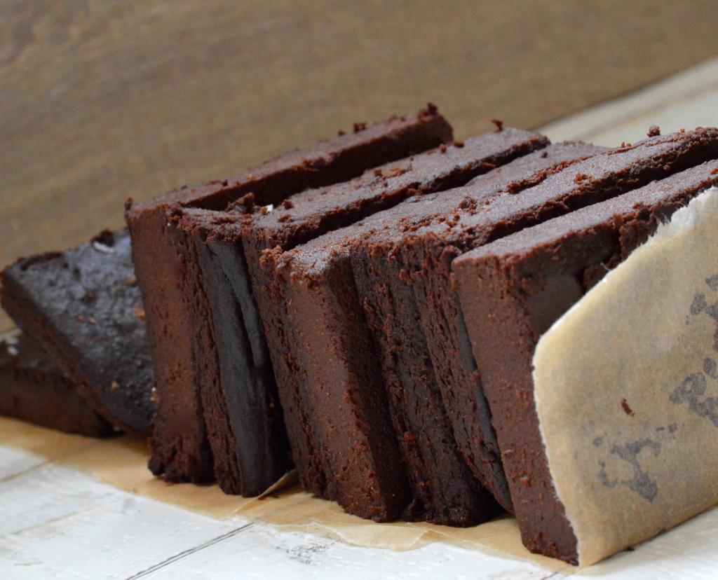 Chocolate paleo brownie