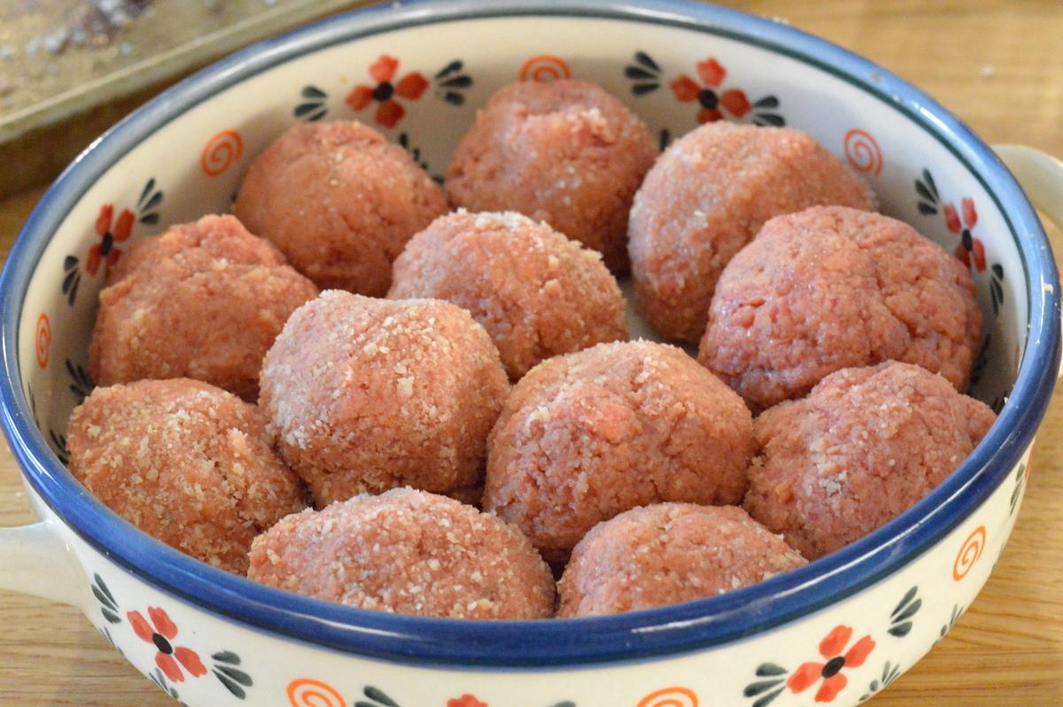 smoked paprika paleo meatballs
