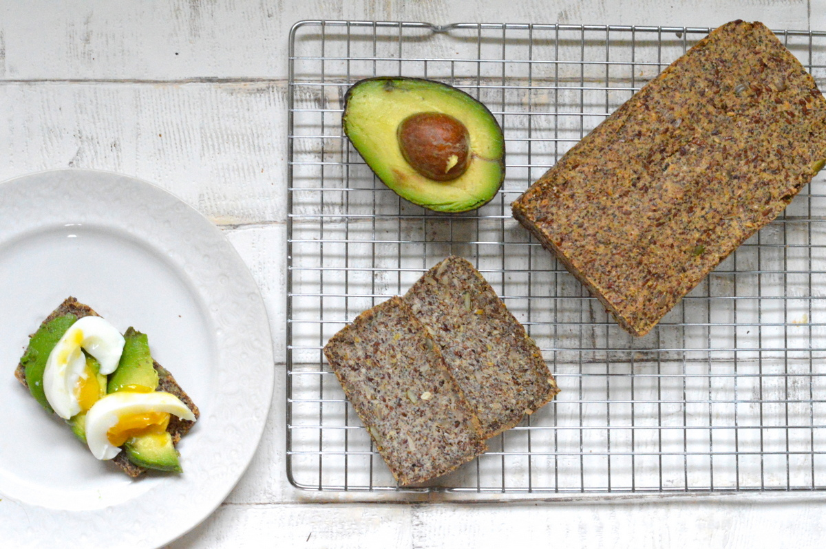Superfood Paleo Bread