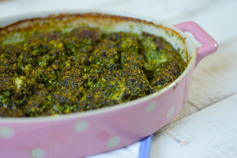 Baked Pesto Paleo Chicken