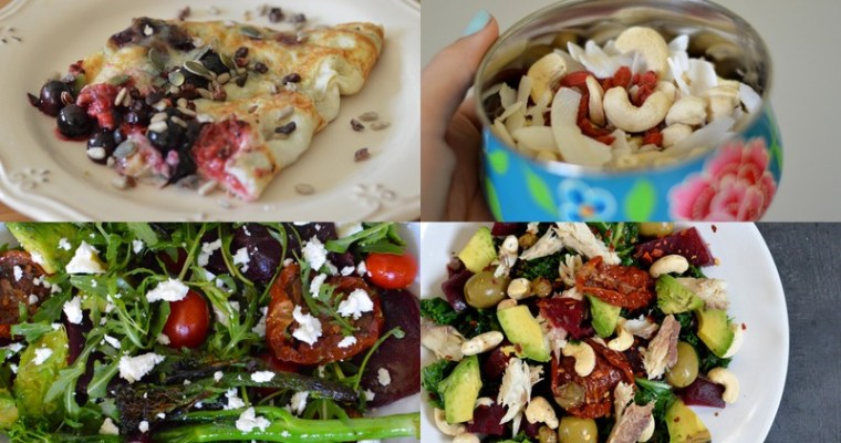 What I Ate Wednesday!