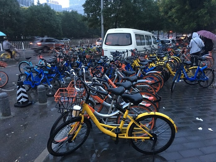 The economics of bike sharing - TLD by MW