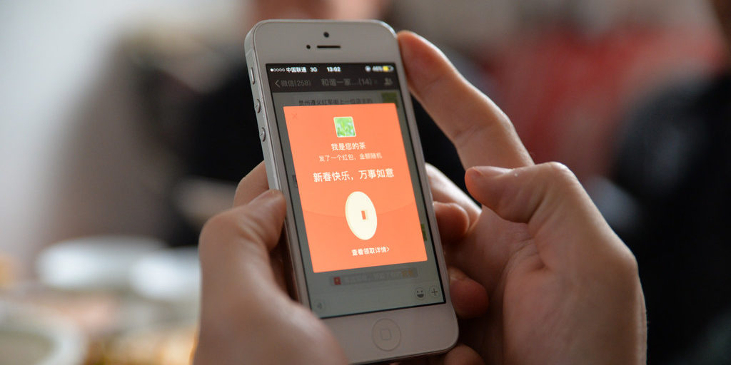 In just 4 years, WeChat has changed the way people give out Red Packets