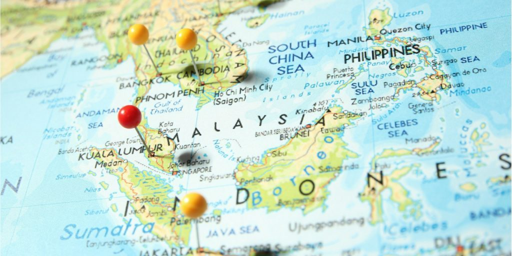 What are Chinese investors looking at in Southeast Asia