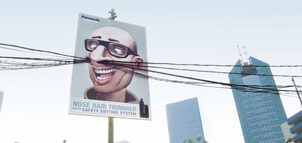 billboard-ads-baldy Creative Ads