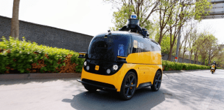 delivery robots beijing - Cover Image