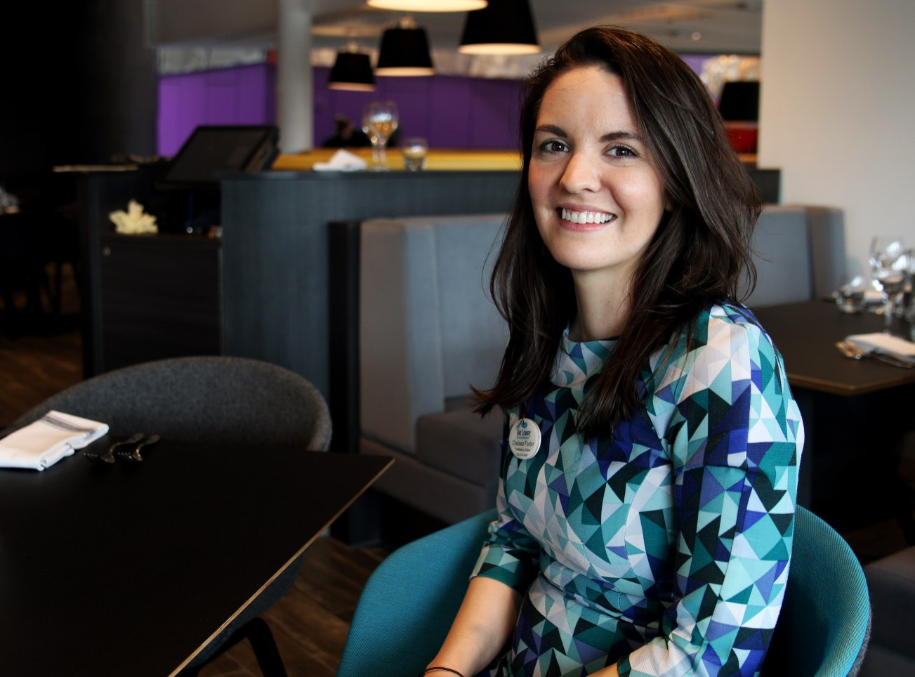 Backstage at The Lowry: Chelsea Foster, Conference & Events Coordinator