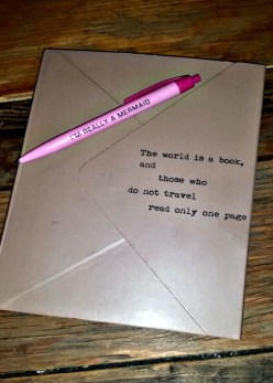 The top reasons to buy and use a travel journal for your next trip!