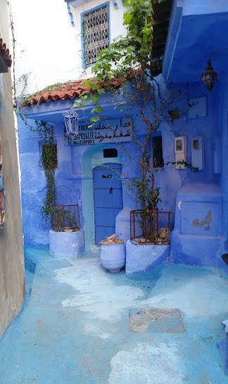 What to do in Chefchaouen | Luxuriously Thrifty
